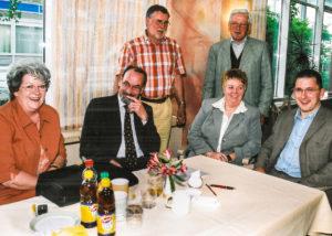 Sächsische Tafeln Gründung des LV