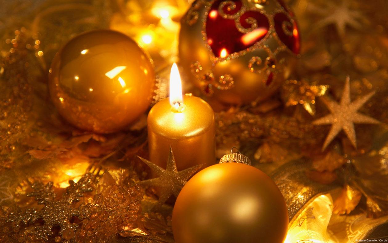 Weihnachten und Jahreswechsel
